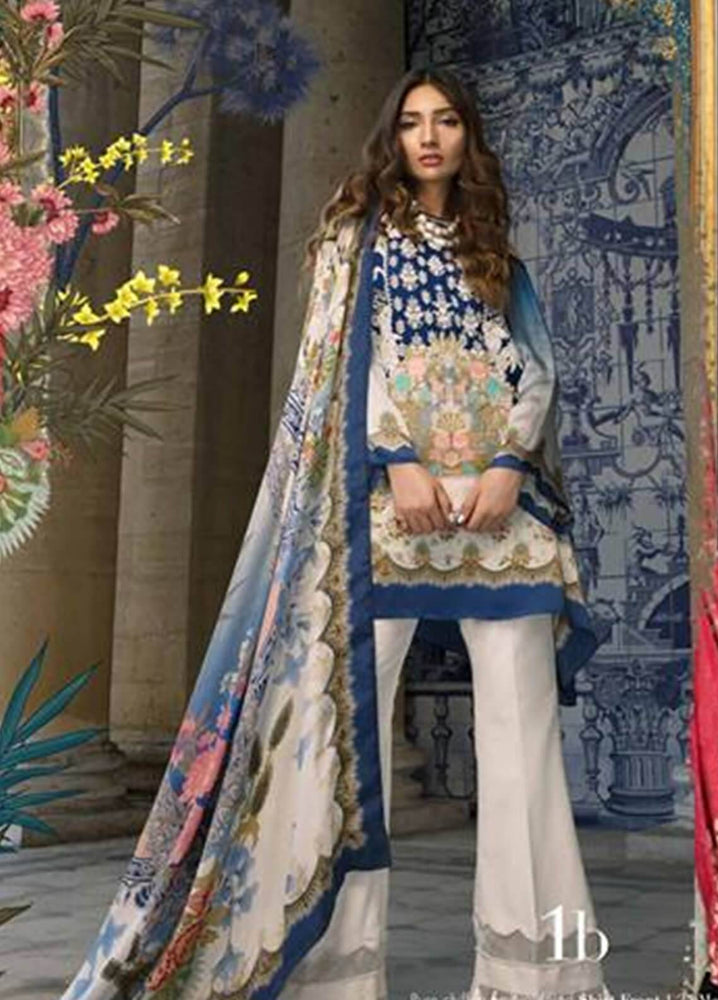 Sana Safinaz Silk Unstitched Collection