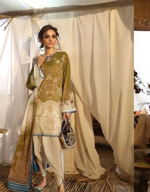 Mahay '19 Original Pakistani Dresses & Suits Collection by Sana Safinaz 1 Wishcart.in