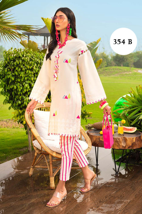 Gul Ahmed Yolo 2021 Collection TL # 354B