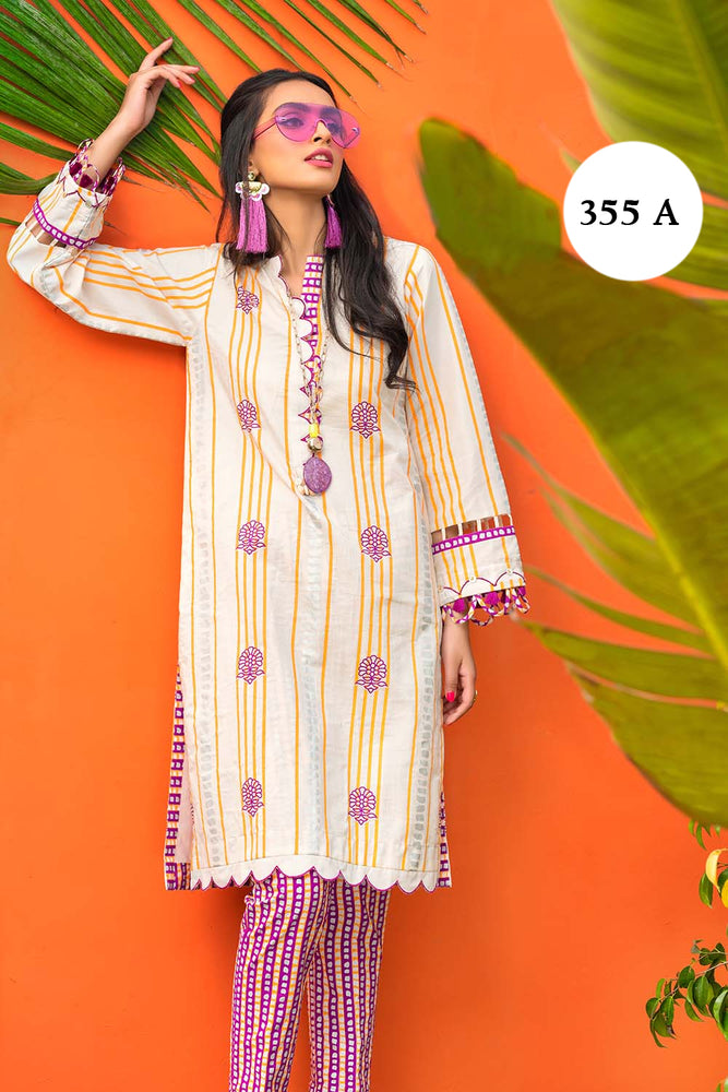 Gul Ahmed Yolo 2021 Collection TL # 355A