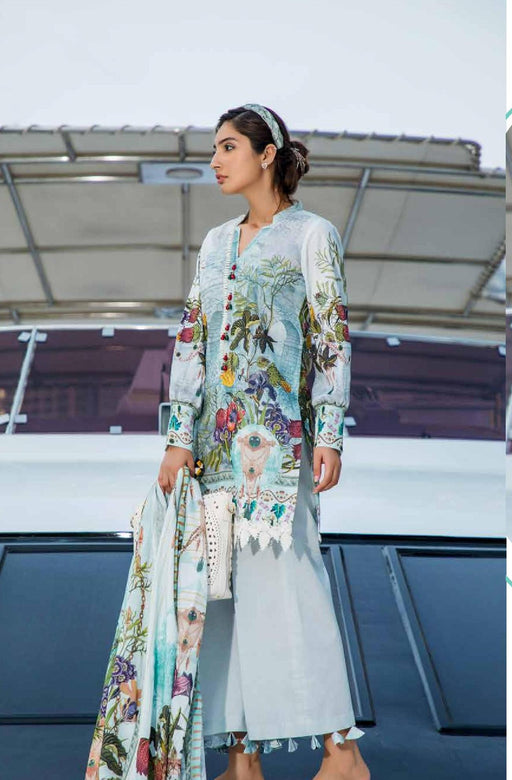 wishcart-Pakistanisuits-Firdous Urbane Digital Lawn Prints Vol 2 19294 B