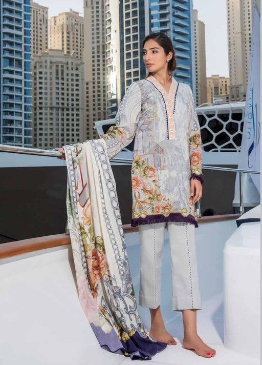 wishcart-Pakistanisuits-Firdous Urbane Digital Lawn Prints Vol 2 19259 B