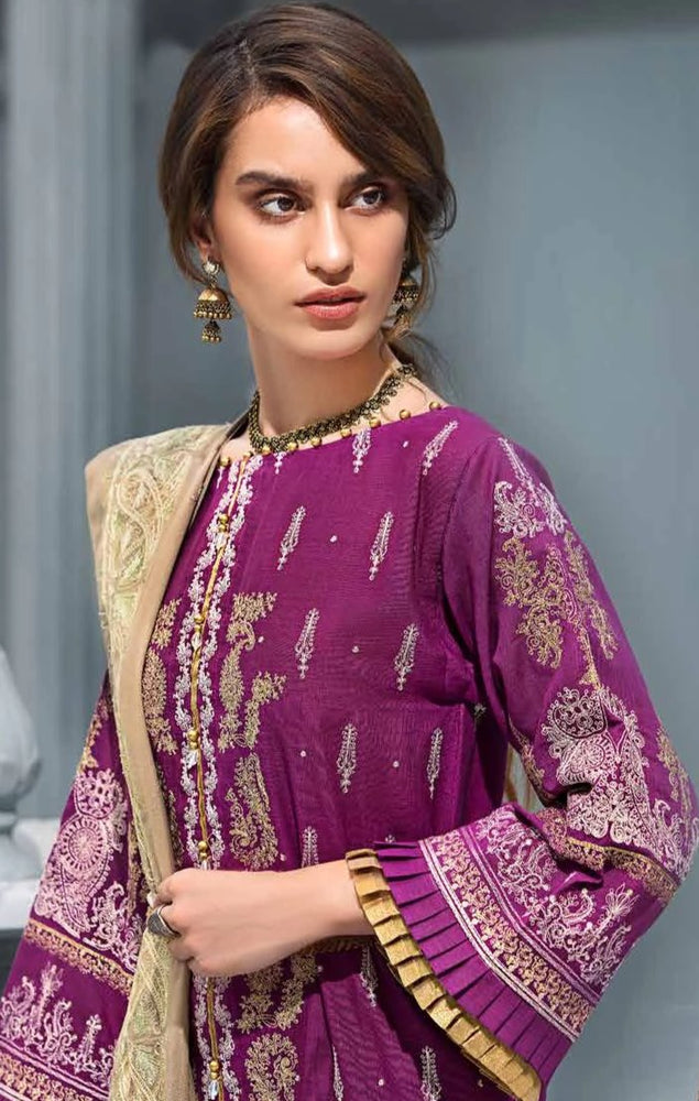 wishcart Pakistanisuits collactions Poshak e Chinar Shawl Dresses 2019 by Gul Ahmed-APE06