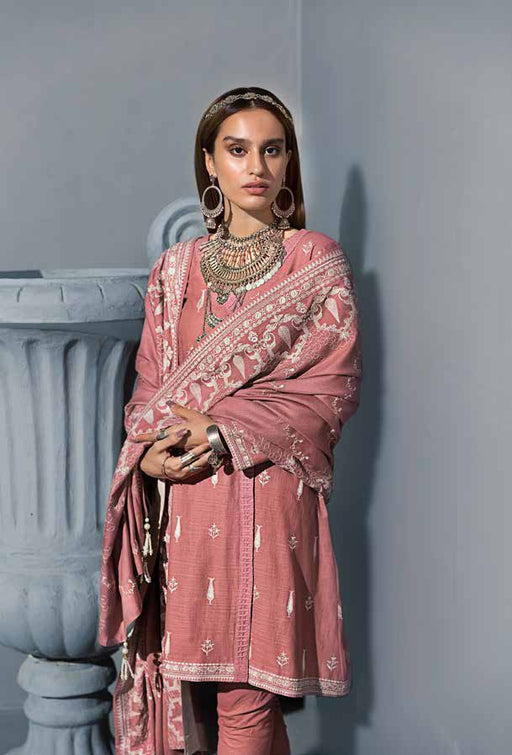 wishcart Pakistanisuits collactions Poshak e Chinar Shawl Dresses 2019 by Gul Ahmed-AYE02