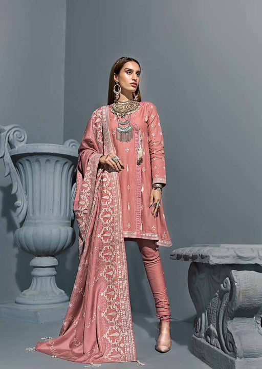 wishcart Pakistanisuite collaction Poshak e Chinar Shawl Dresses 2019 by Gul Ahmed-AYE02