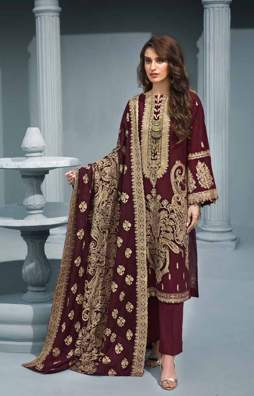 wishcart-Pakistanisuits-Poshak e Chinar Shawl Dresses 2019 by Gul Ahmed-AYE01