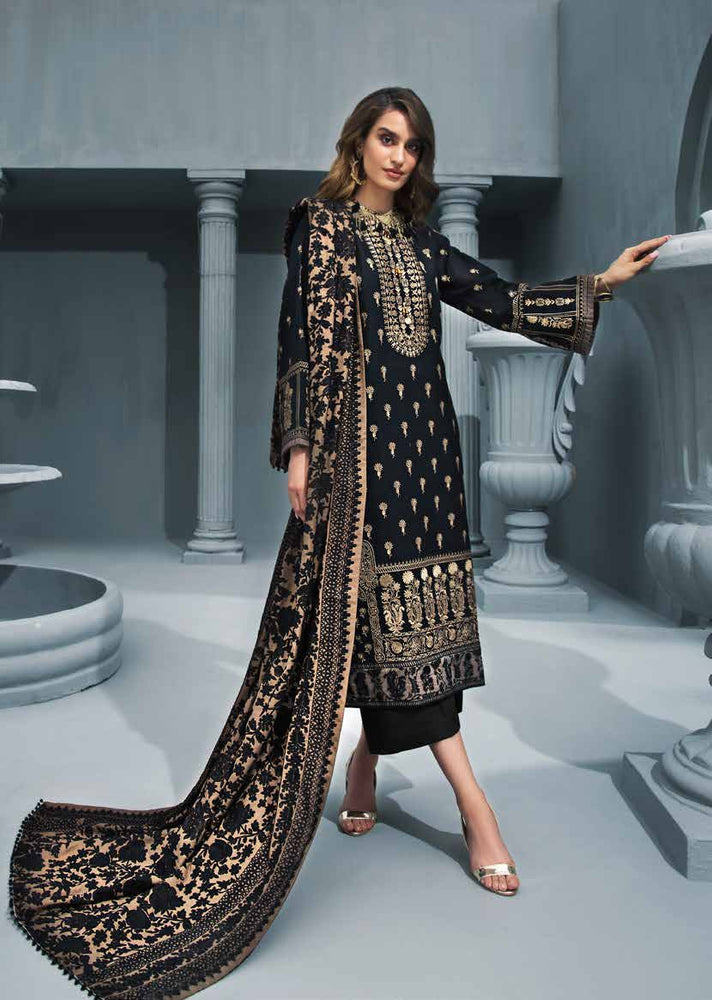 wishcart pakistanisuits collaction Poshak e Chinar Shawl Dresses 2019 by Gul Ahmed-AYE05