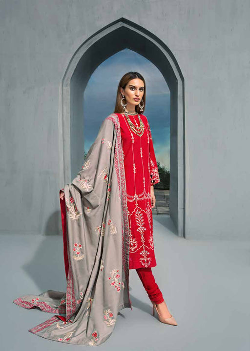 wishcart Pakistanisuits collactions Poshak e Chinar Shawl Dresses 2019 by Gul Ahmed-AYE04