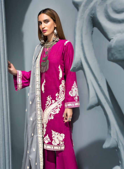 wishcart Pakistanisuits collactions Poshak e Chinar Shawl Dresses 2019 by Gul Ahmed-APE08