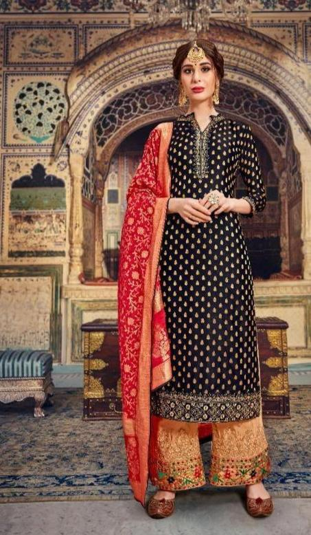 wishcart-Indiansuits-Sultana Vol-2  Dresses D-8104