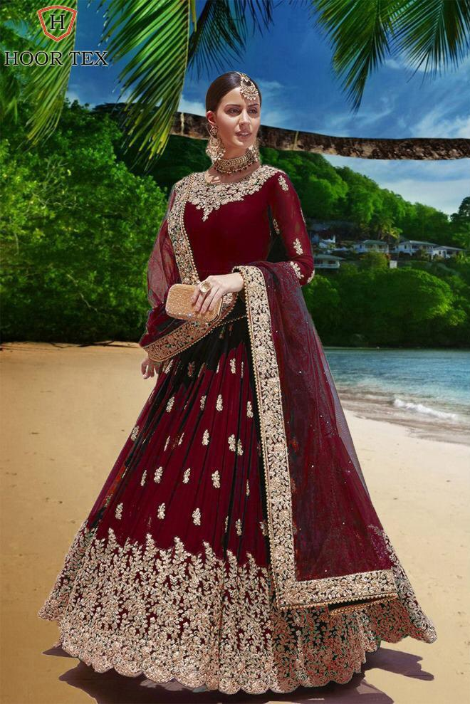 wishcart-Indiansuits-Hoor Bridal Collection Vol 1