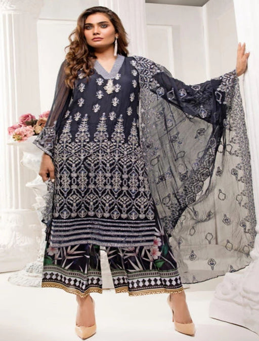 Cataleya Chiffon Collection by Iqra Reza-CA08