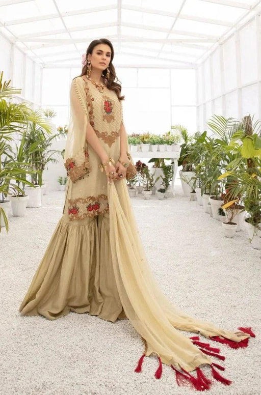 wishcart-Pakistanisuits-Micconi By Reemal Khan Luxury Chiffon- D-11