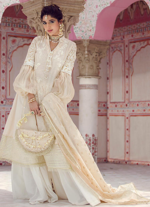 wishcart-Farah Talib Aziz Lawn Collection - DOR1