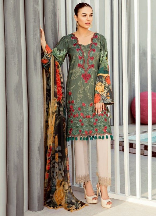 wishcart-Iznik Festive Lawn Collection A11