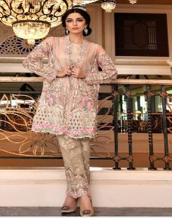 Maria B Chiffon Mbroidered Collection