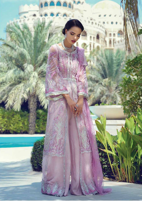 wishcart-Pakistanisuits-Mushq Wedding Collection 2019-CASHMERE ROSE