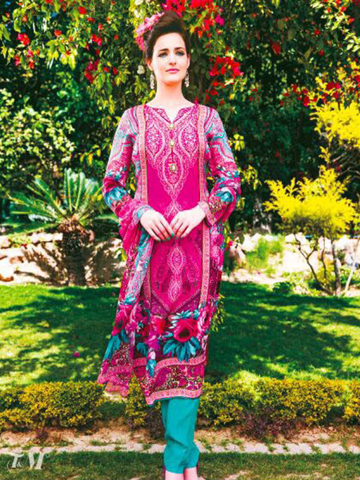 wishcart-store - Rajdeep Ranawat Unstitched Spring Summer Collection - wishcart.in -