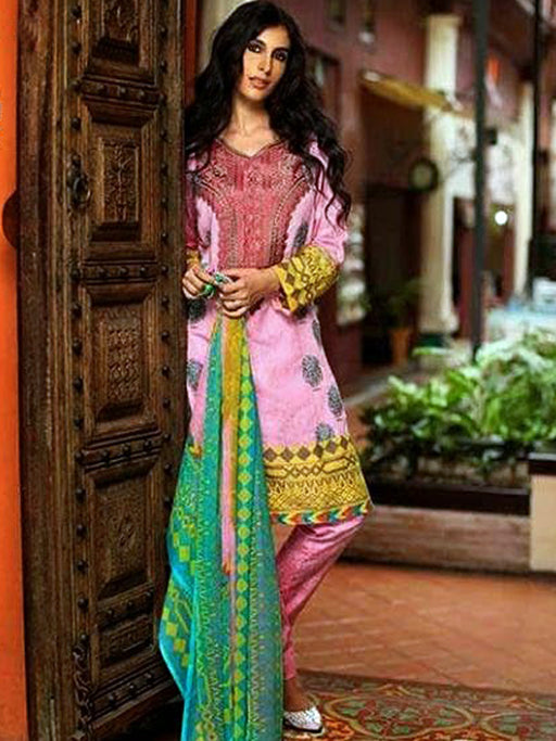 Latest Kalyan Original Pakistani Dresses & Suits Suits Collection - 03 wishcart.in