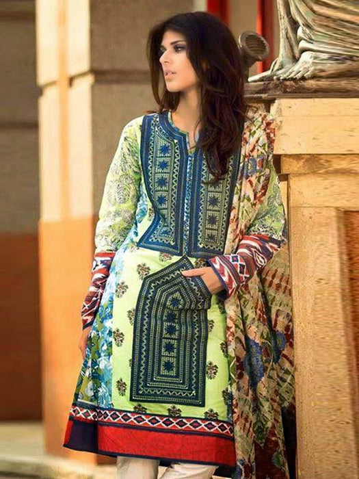 Designer party/casual wear Zara shahjahan suits@wishcart.in