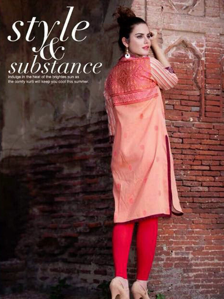 Charizma Plush Lawn Unstitched Kurti Collection - wishcart.in