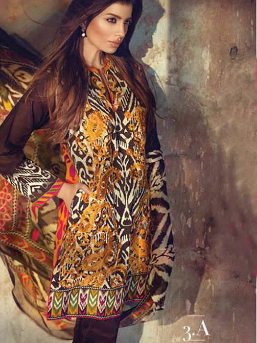 Sana Safinaz Eid Lawn 2015 Collection
