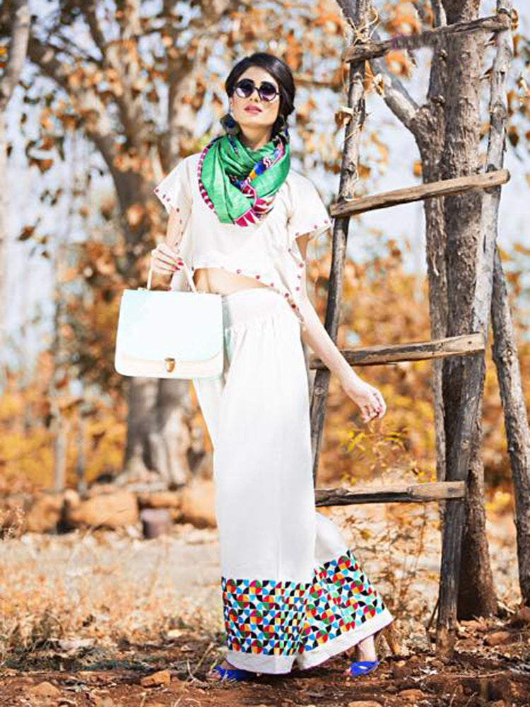 wishcart-store - Latest Designer Palazzo Pants - wishcart.in -
