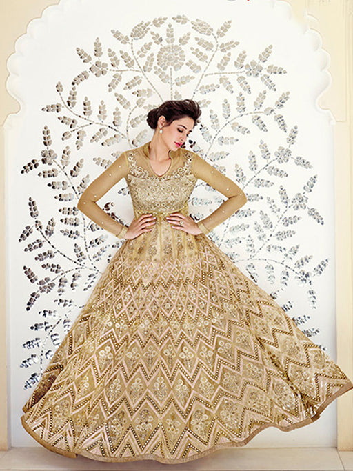 Heavy party wear designer collection by Nargis Fakhri@wishcart.in