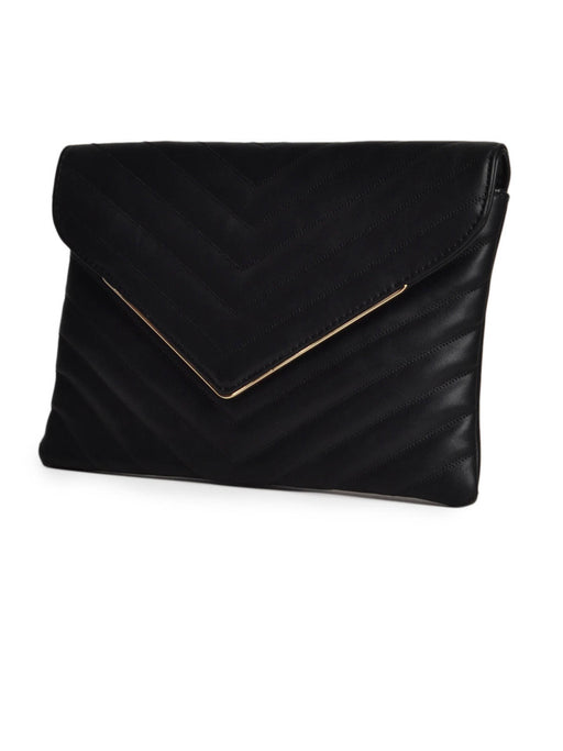 Unique black clutch@wishcart.in