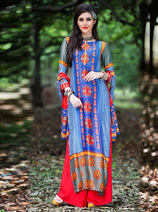 Sabeena Ahmed Suits Collection@wishcart.in