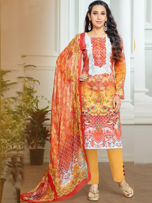 Essenza Karishma Kapoor Vol 3 Suits Collection@wishcart.in