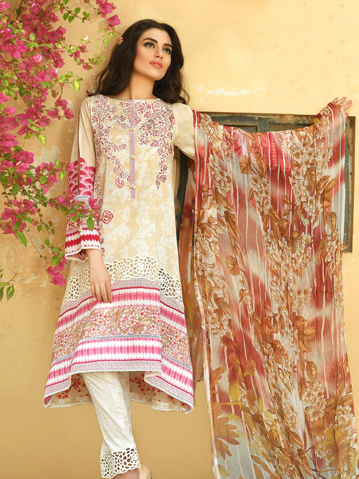 Firdous Embroidered Spring Summer Collection 01 wishcart.in