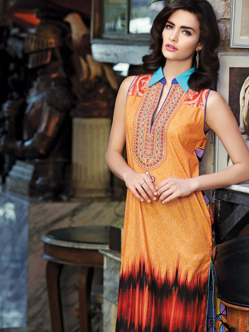 Designer summer kurti@wishcart.in