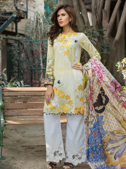 Latest embroidery suit@wishcart.in
