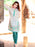 Charizma Plush Embroidered Kurti - wishcart.in