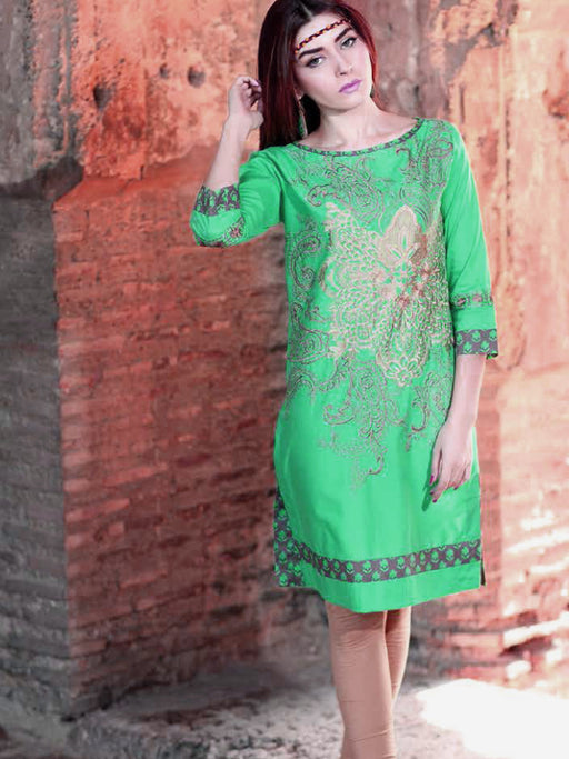 Casual and party wear lawn kurti@wishcart.in