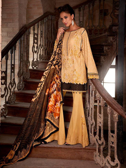 Faraz Manan Original Pakistani Dresses & Suits Eid Collection 01 wishcart.in