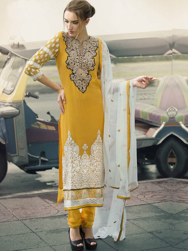 wishcart-store - Sahiba Georgette Suits Collection - wishcart.in -