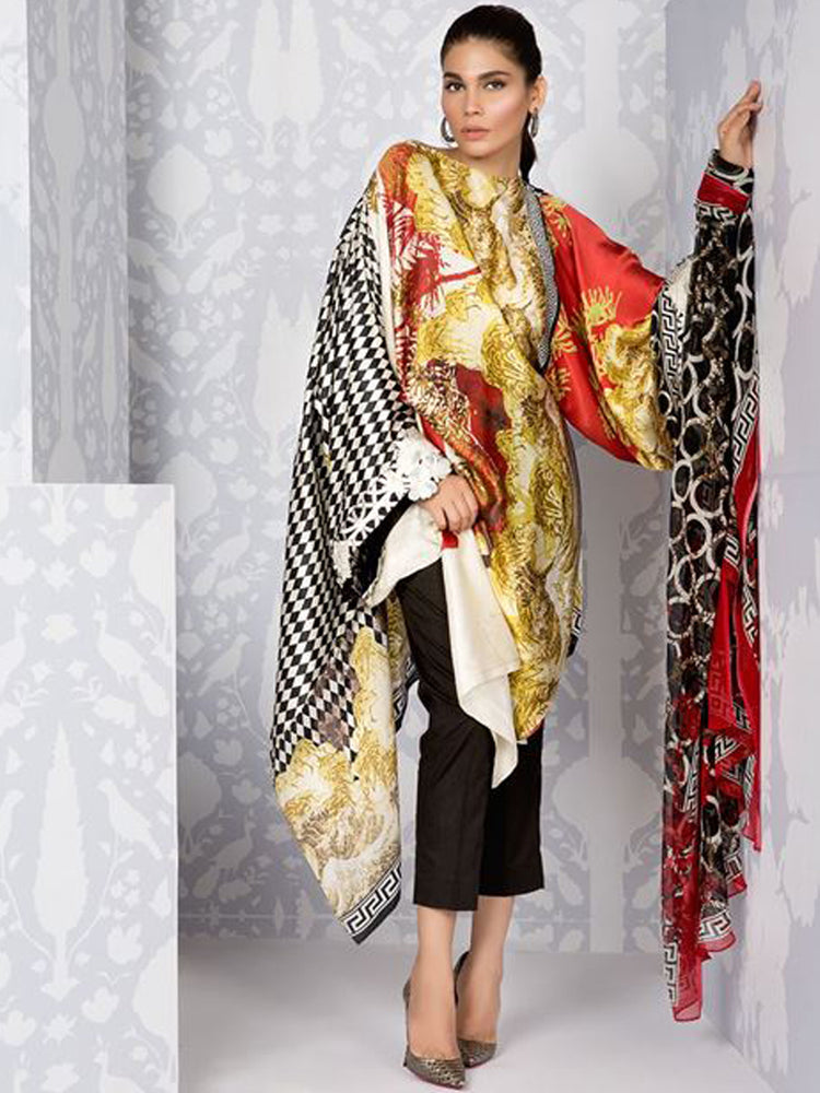 Sana Safinaz Silk Collection