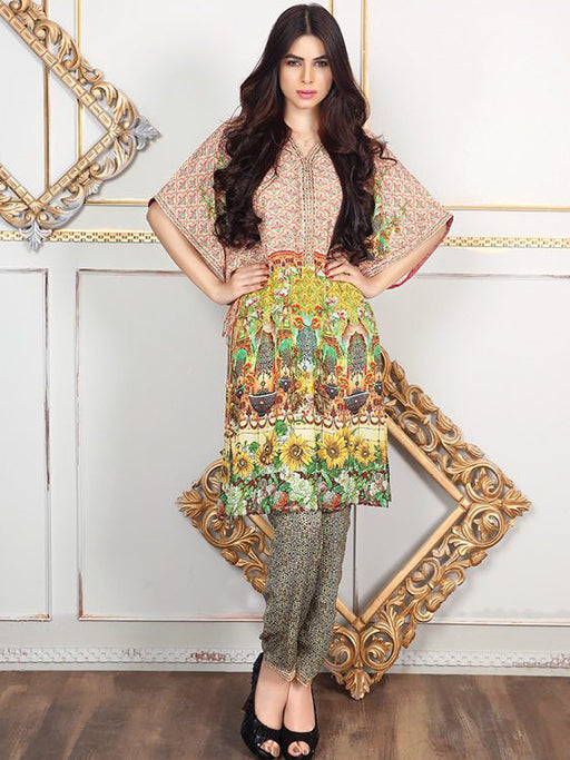Allure By Motifz Digital Printed Grip Collection Original Pakistani Dresses & Suits - wishcart.in