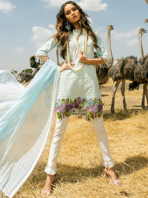 Sana Safinaz Lawn Collection 2018