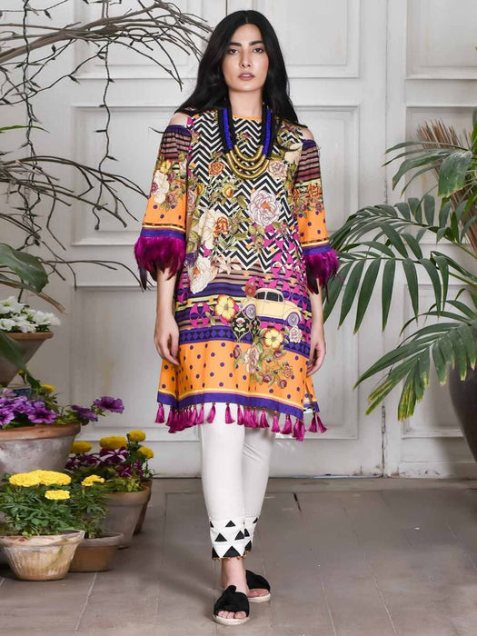 wishcart-store - Khaadi Summer Lawn Collection 2018 - wishcart-store -
