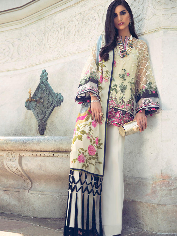 wishcart-store - Elan Festive Original Pakistani Dresses & Suits Eid Collection 2018-MERVE - wishcart-store -