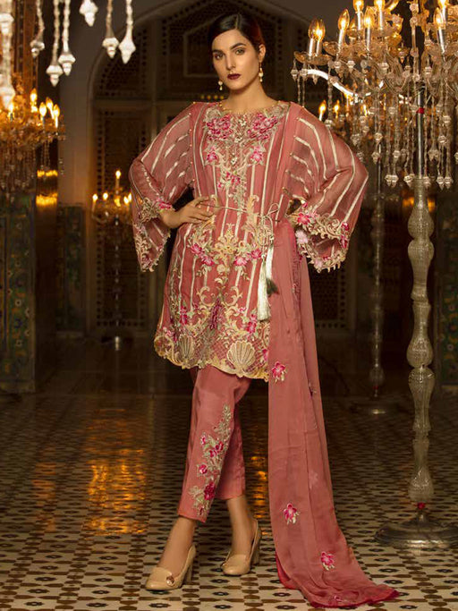 wishcart-store - Mah E Rooh Luxury Chiffon Collection 2018 - wishcart.in -