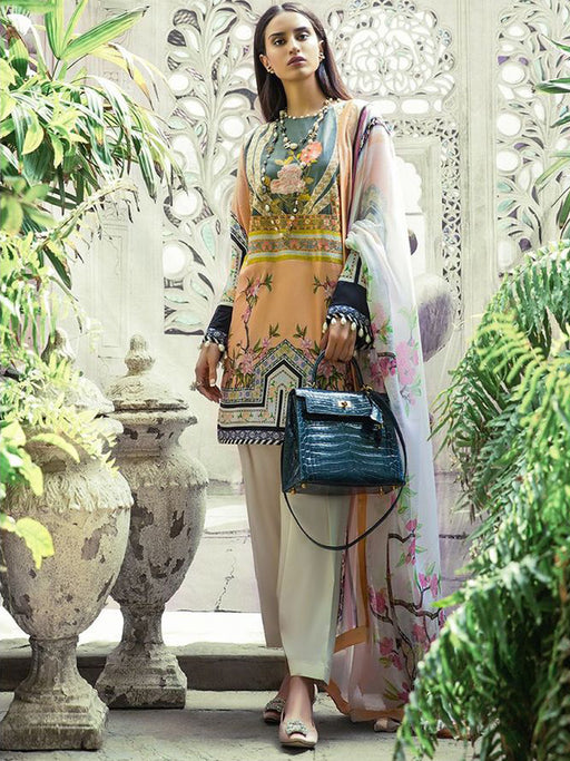 Sana Safinaz Muzlin Vol.3 Collection 2018