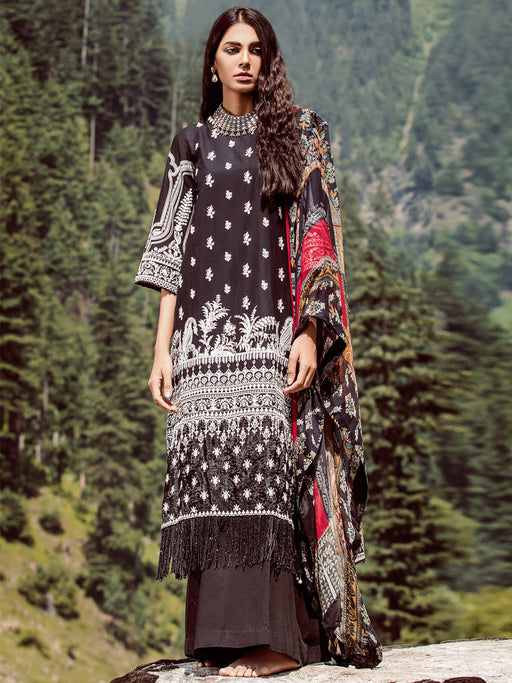 Luxury lawn collection by Zara Shahjahan@wishcart.in