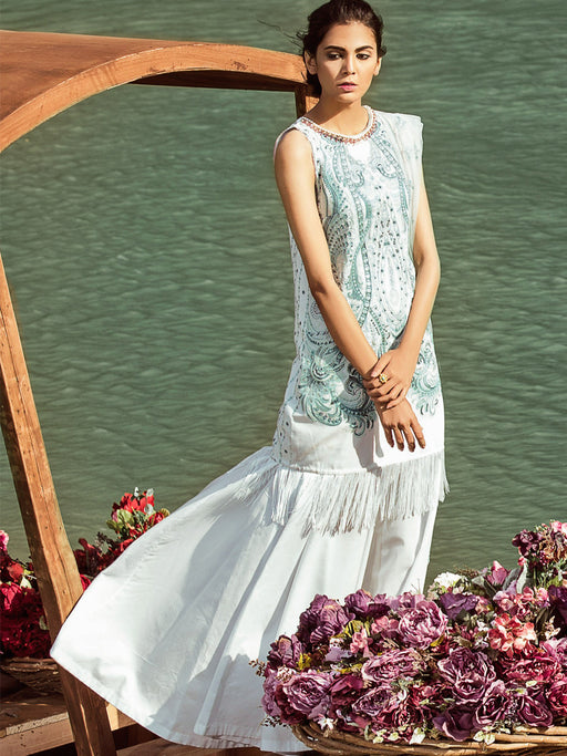 Stylish suit collection by Zara Shahjahan - pomposh@wishcart.in