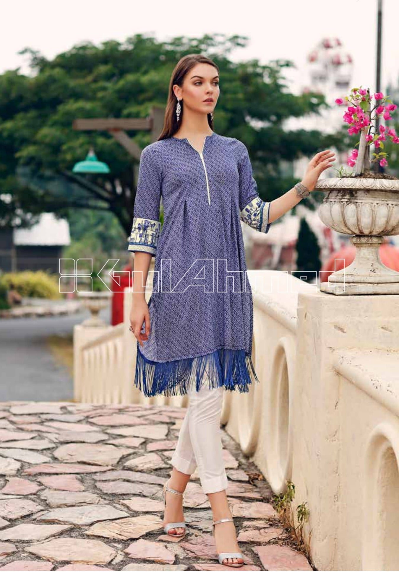 Bagh-E-Gul by Gul Ahmed Original Pakistani Dresses & Kurtis