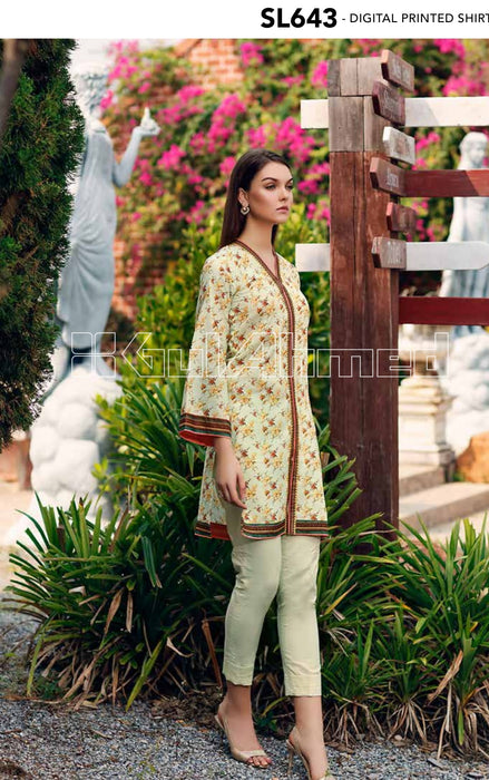 wishcart-store - Bagh-E-Gul By Gul Ahmed-SL643-Original - wishcart-store -