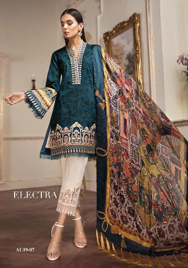 Anaya Luxury Lawn Original Pakistani Dresses 2019
